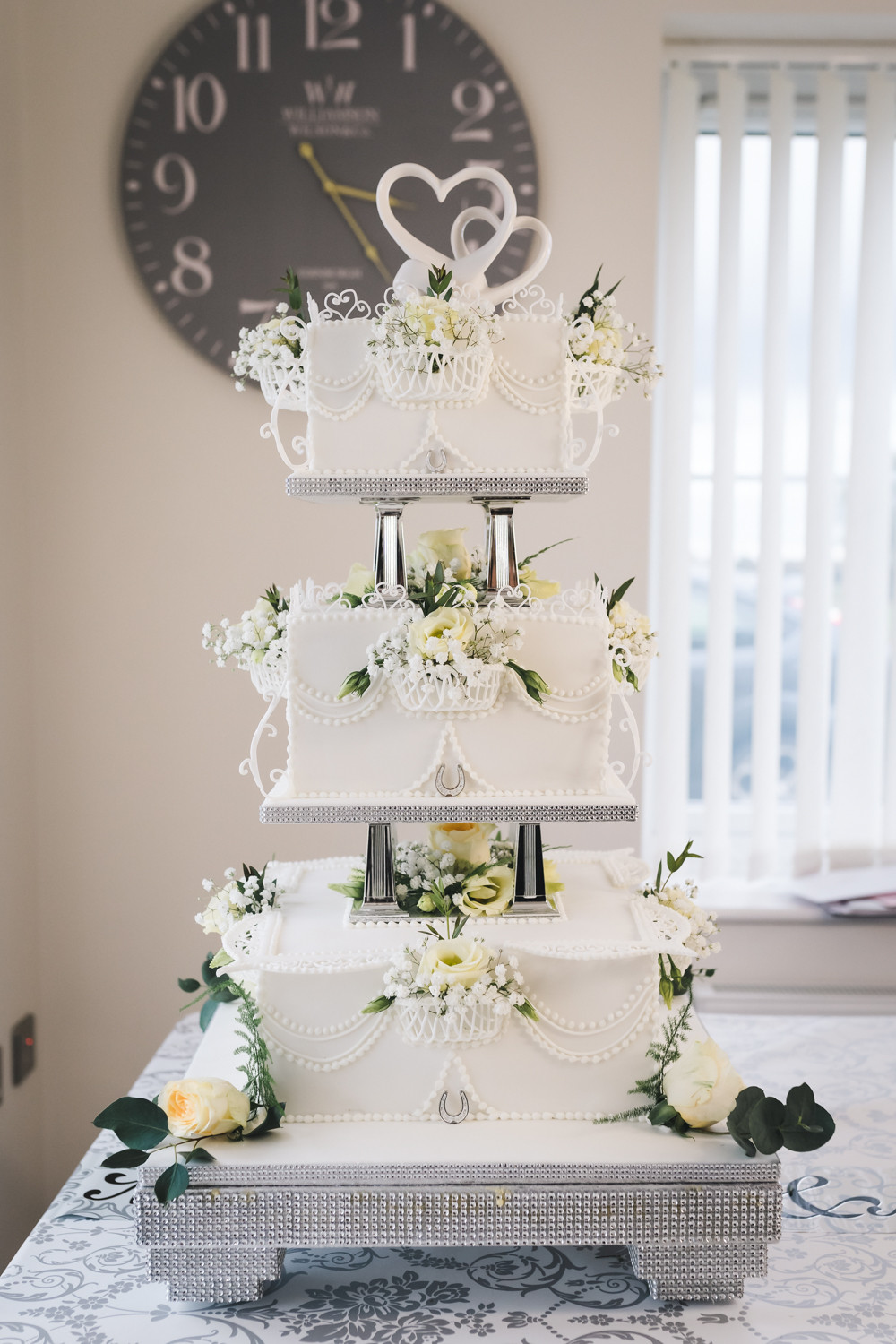 cake by Vintage Cake Craft, Spalding