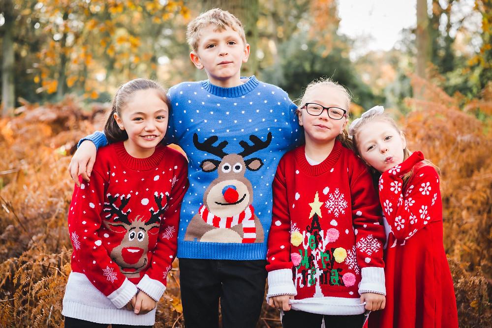 Sandringham Christmas Photoshoot