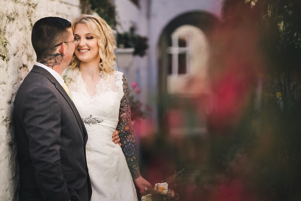 Modern King's Lynn Wedding Photogher