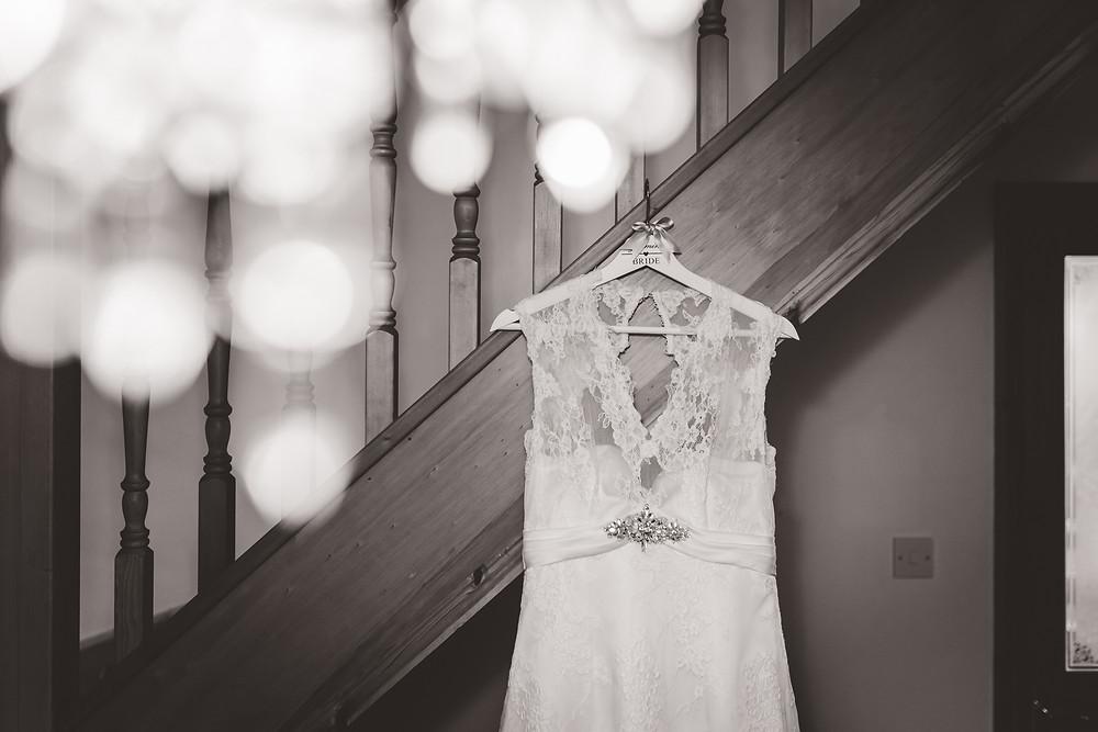 Wedding dress from City Brides, Norwich