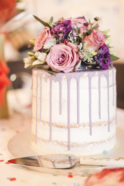 St Ives wedding cake