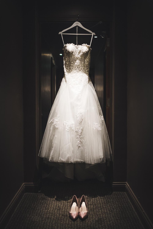 Wedding Dress by Fabulous Bridal, Boune. Barnham Broom