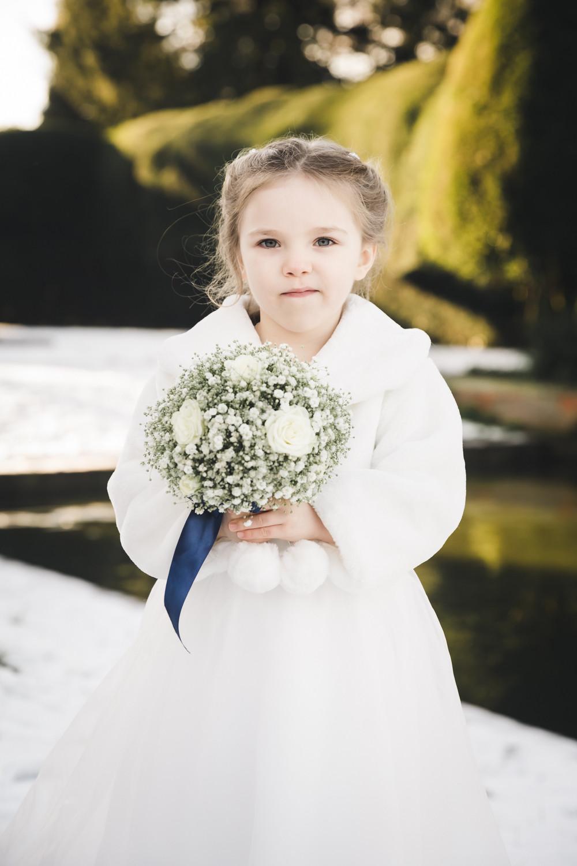 Ayscoughfee Hall wedding photo