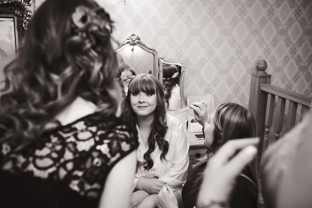 Bridal make up by Hannah Spendelow