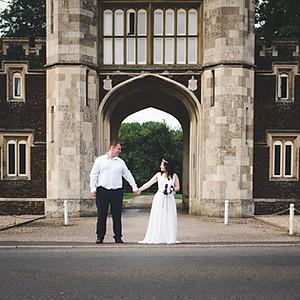 The Ffolkes Wedding Photography / Ann & Joe