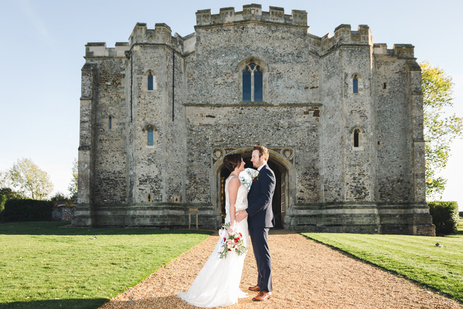 Documenting Jen & Daniel at Pentney Abbey