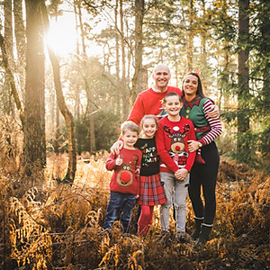 Norfolk Family Photography | Sandringham Christmas Minis