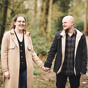 Sandringham, Norfolk Photographer | Bex & Kyle's Valentines