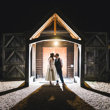The Red Barn Wedding Photography