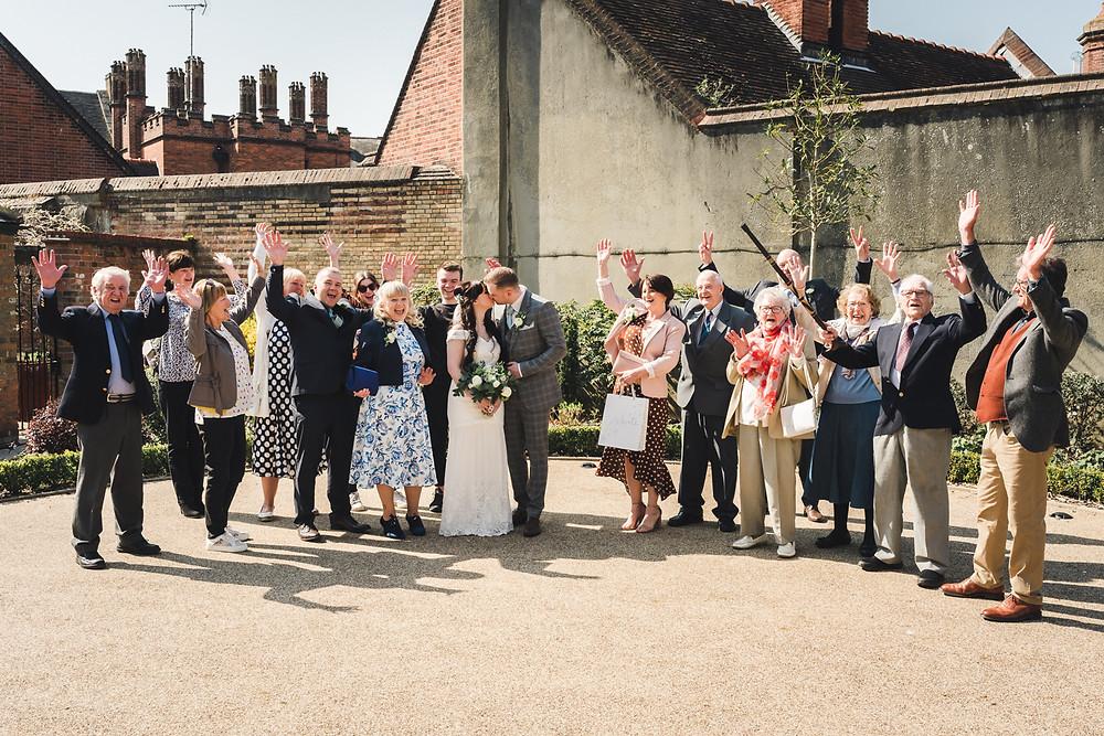 King's Lynn Town Hall Wedding