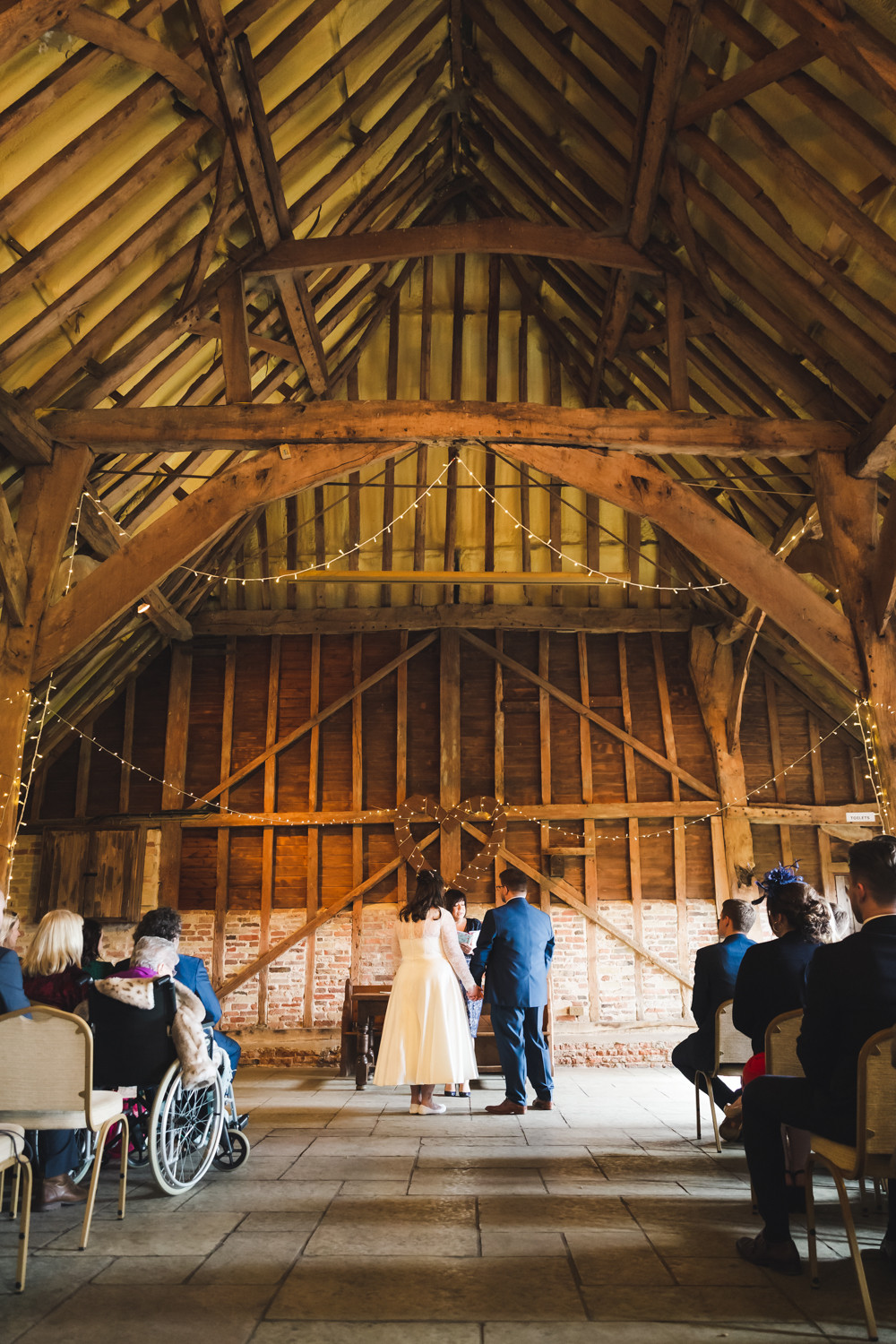 The Red Barn, Kings Lynn wedding photography