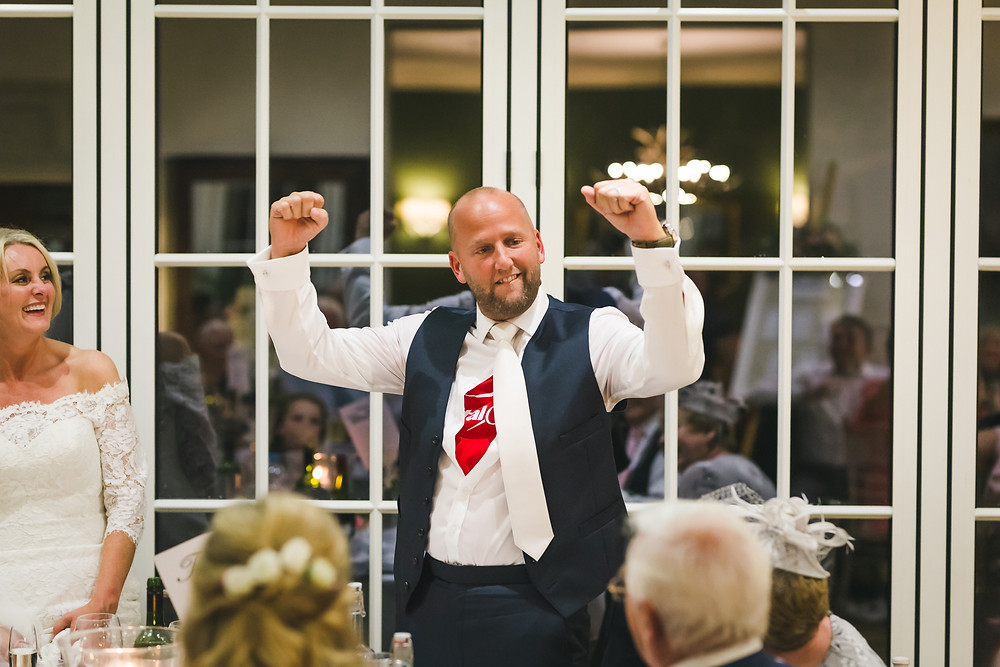 Nottingham Forest Wedding