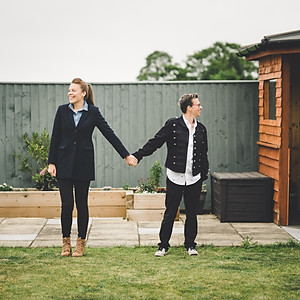 King's Lynn Engagement Photography  / Mandy & Danielle