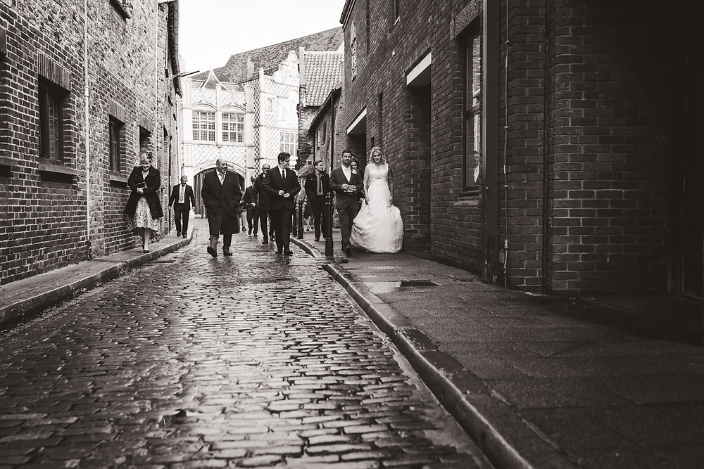 Kings Lynn wedding photographer