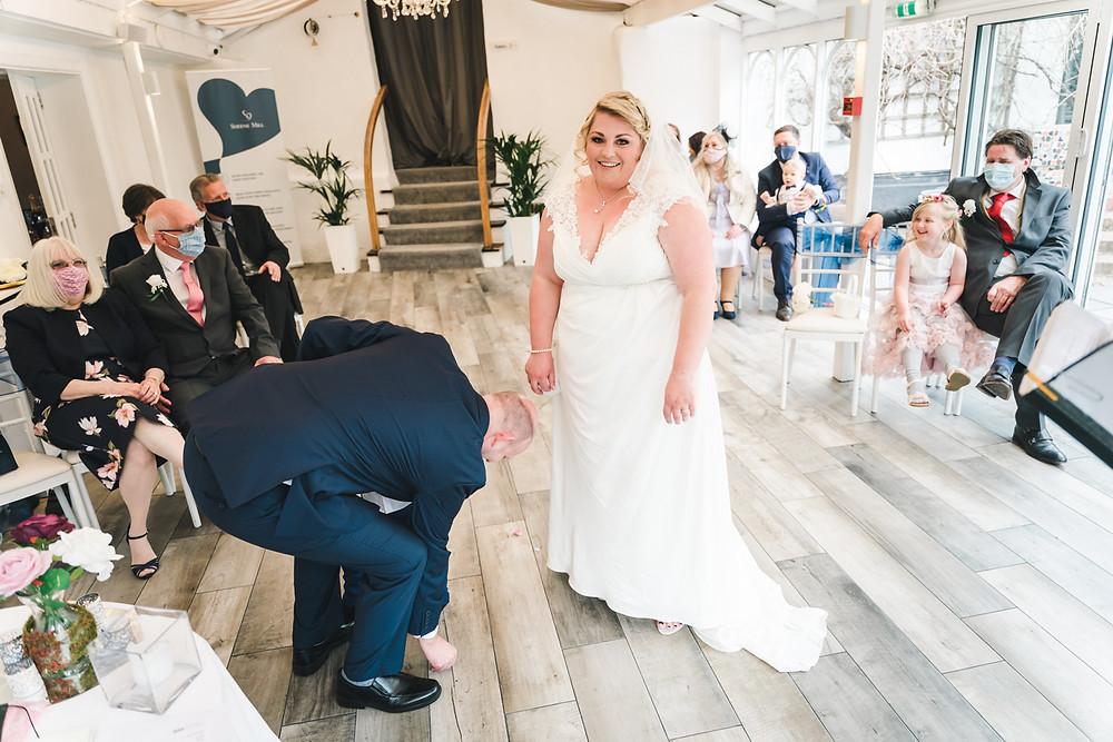 Sheene Mill Wedding | Royston Wedding Photographer