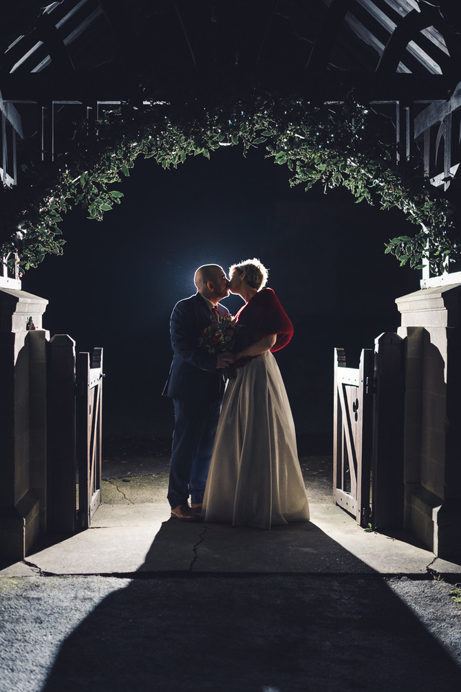 Lincolnshire Wedding Photography | A Christmas Wedding | Jonathan & Diane