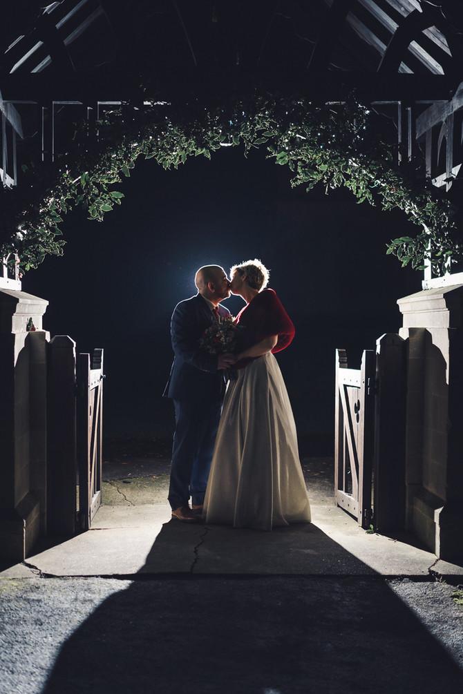 Lincolnshire Wedding Photography | A Christmas Wedding | Jonathan & Diane