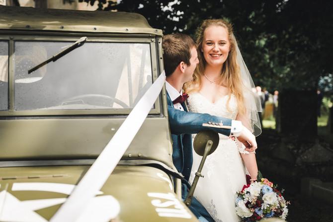 Nicki & Thomas | Boston West Wedding Photographer | Ben Chapman Photos