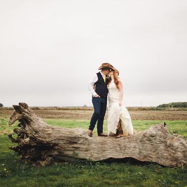 Bassmead Manor Barns Wedding Photo