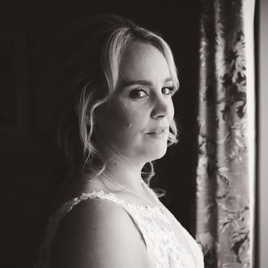 Stamford bride ready to go