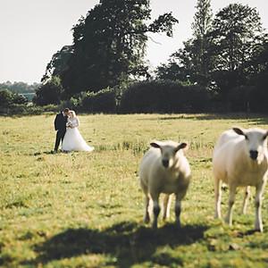 Broom Hall Hotel Wedding Photography / Louise & Ashley