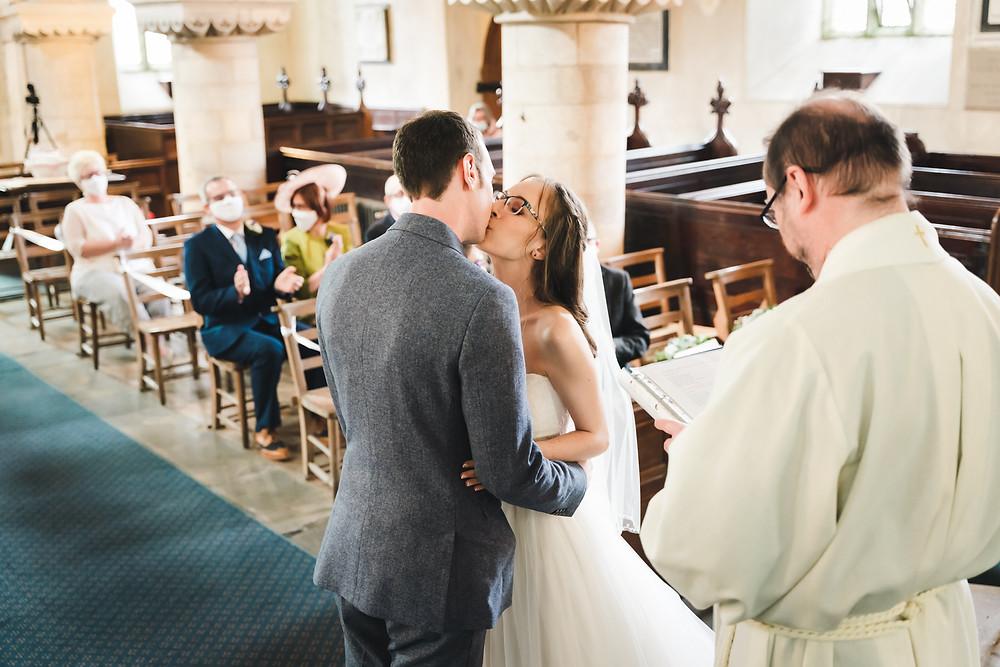 Stoke Rochford Wedding Photographer | Ben Chapman Photos