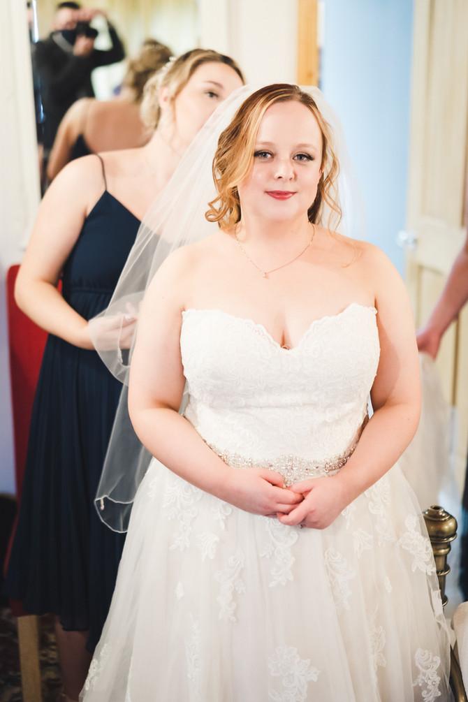 Whaplode Manor Wedding Photographer | Lauren & Gareth | Ben Chapman Photos