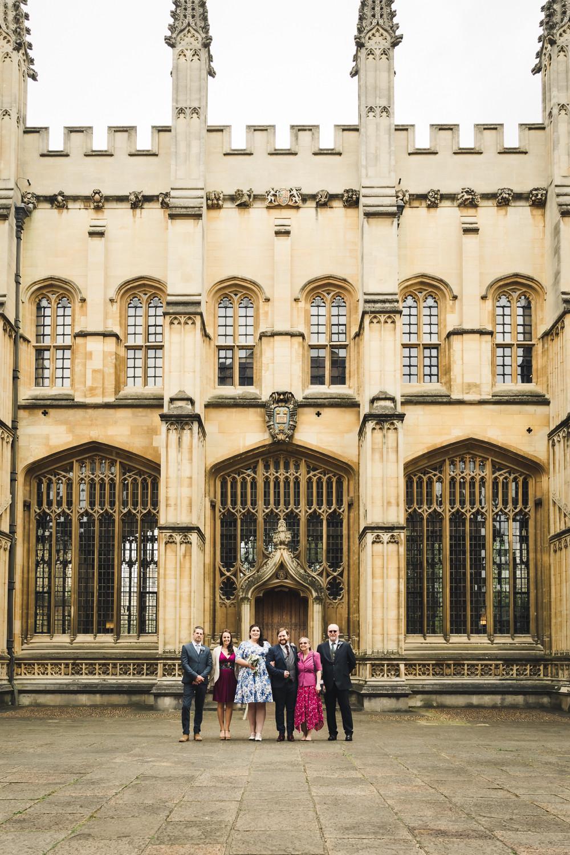 Oxford Wedding Photographer | Ben Chapman Photos | Bodleian Library Wedding