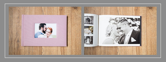 Small Linen Photobook Album