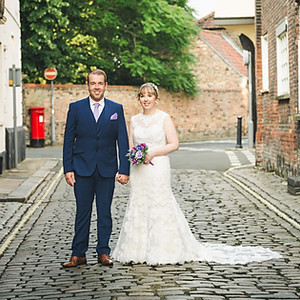Kings Lynn Town Hall Wedding Photography / Jo & Jack