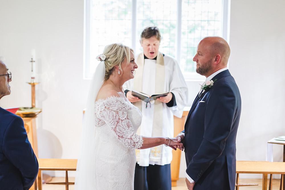Alter wedding photography