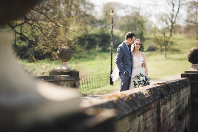 Stoke Rochford Wedding Photographer | Rebekah & Carl | Ben Chapman Photos