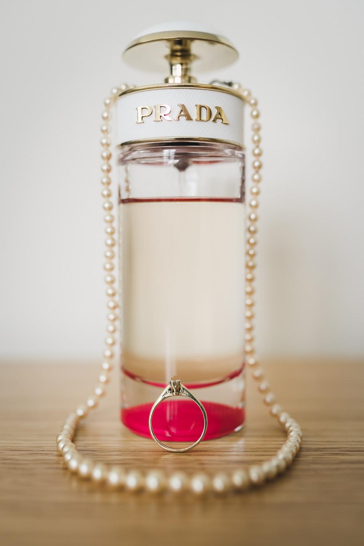 wedding pearl necklace