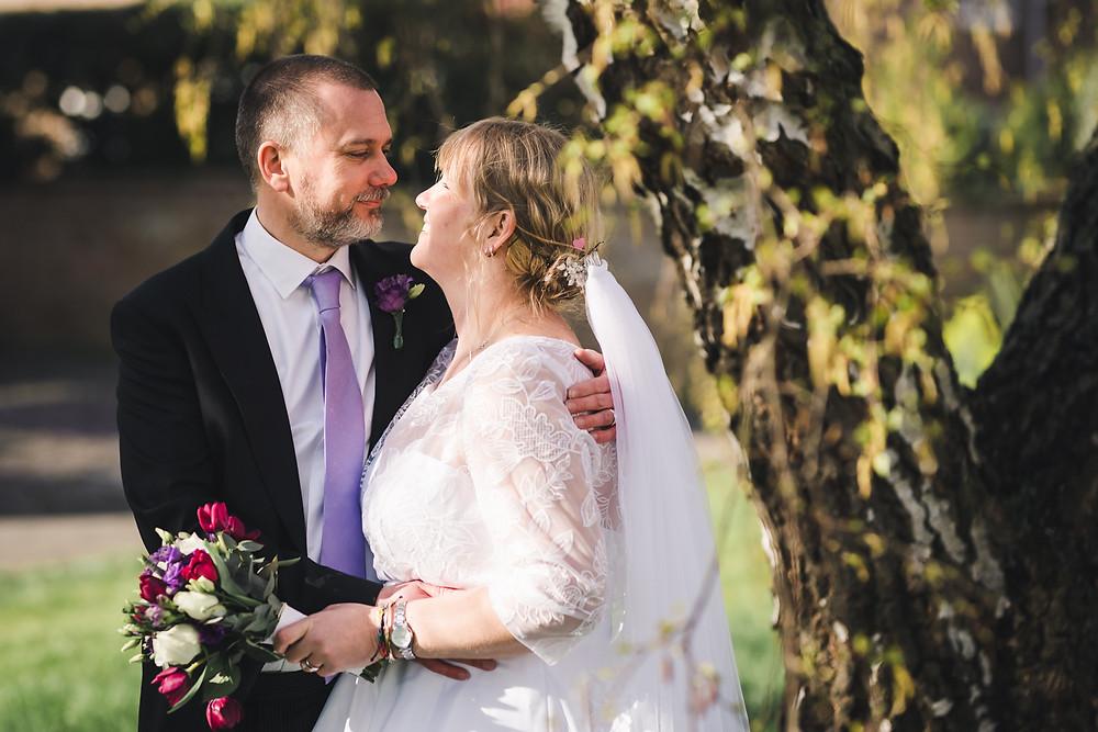 St Ives wedding photographer