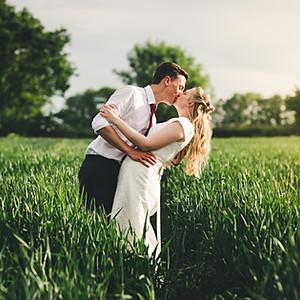 Huntingdon Wedding Photos / Louisa & Dalton / A DIY Wedding
