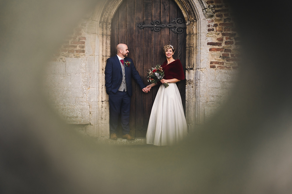 Creative Lincolnshire Wedding Photographer