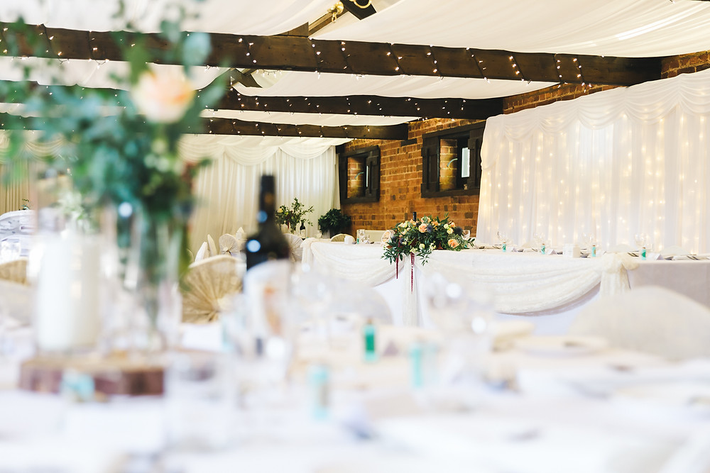 Whaplode Manor Wedding Breakfast