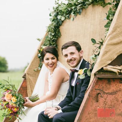 Godwick Hall Wedding Photo