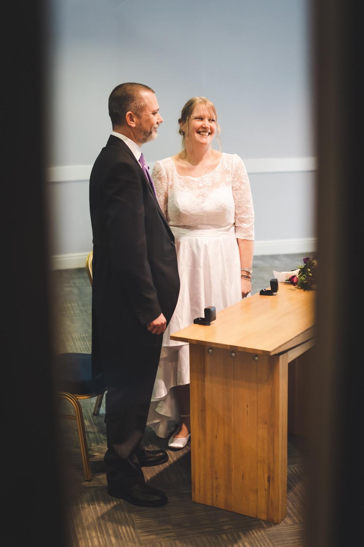 Huntingdon Registry Office Wedding