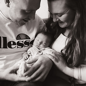 Spalding Newborn Photographer | Ben Chapman Photos | Ronnie
