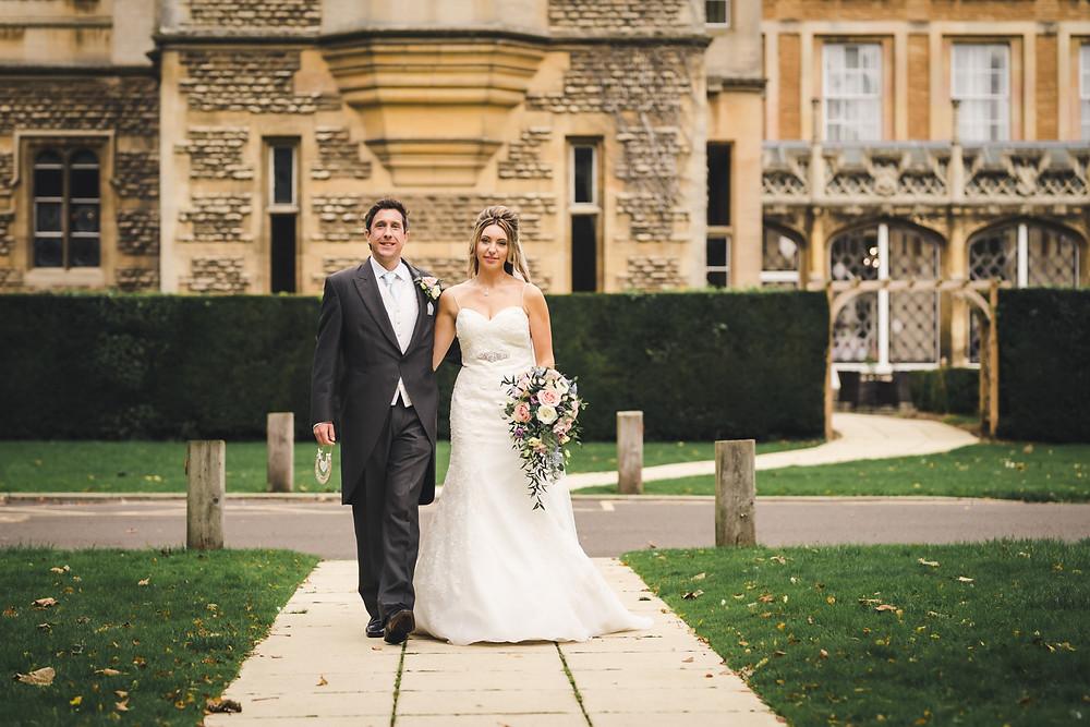 Orton Hall Wedding Photographer