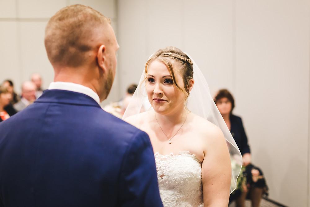 Barnham broom wedding ceremony