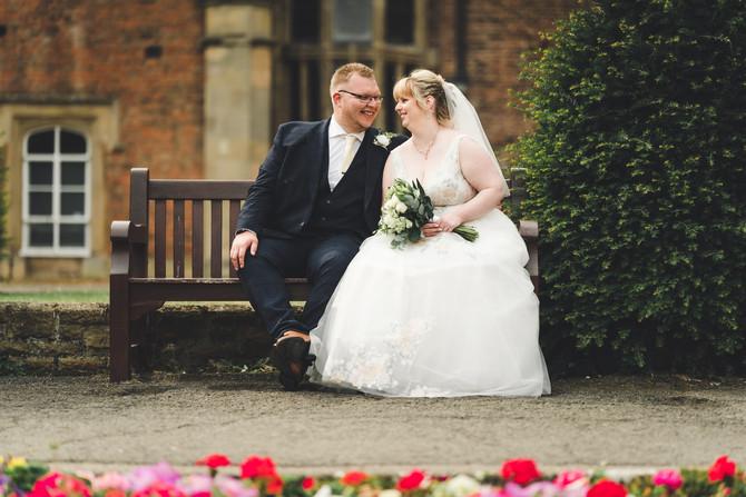 Lucy & Tom | Spalding Wedding Photographer | Ben Chapman Photos