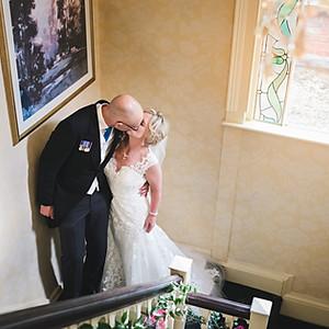 Woodlands Hotel, Spalding Wedding Photography / Caron & Ric