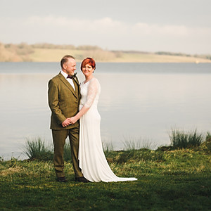 Rutland Water Wedding Photography / Sally & Andy