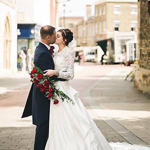 The George Hotel, Huntingdon Wedding Photography