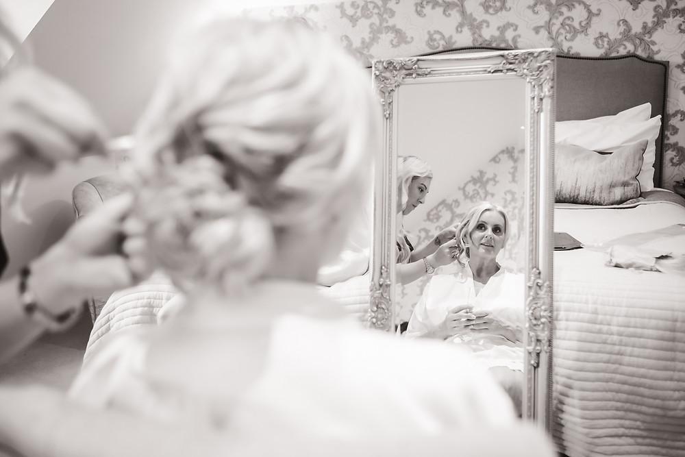 Bridal Hair by Amie at Gemma Holiday Hair Artistry