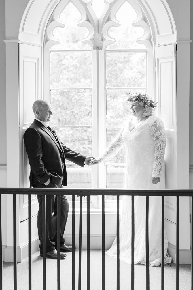 Linda & Dave's Ayscoughfee Wedding