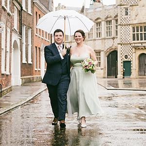 Hanse House Wedding Photography / Luke & Elli
