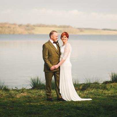 Rutland Water Wedding Photo